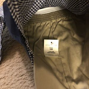 Nautica Matching Sets - Nautica 4 Piece Suit for 18 month old